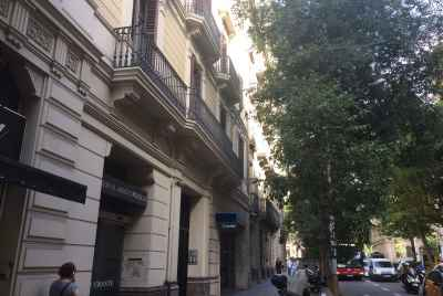 Commercial space with high profitability in L'Eixample area of Barcelona